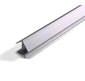 Планка угловая для пристеночной панели (ёлочка)