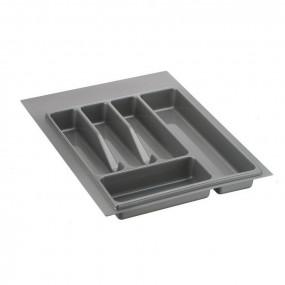 Лоток для столовых приборов в ящик на 40 см
