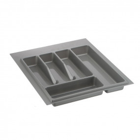 Лоток для столовых приборов в ящик на 45 см