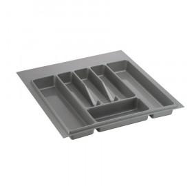 Лоток для столовых приборов в ящик на 50 см