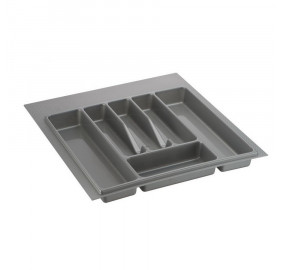Лоток для столовых приборов в ящик на 55 см