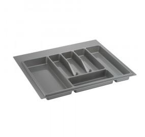 Лоток для столовых приборов в ящик на 60 см