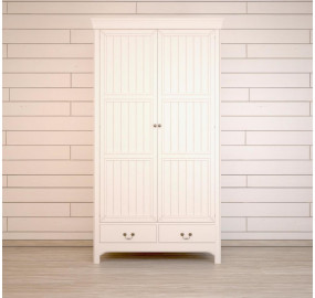 Бежeвый шкаф Olivia