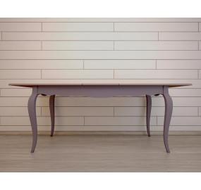 Раскладывающийся обеденный стол Leontina lavanda
