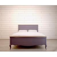 Двуспальная кровать Leontina lavanda