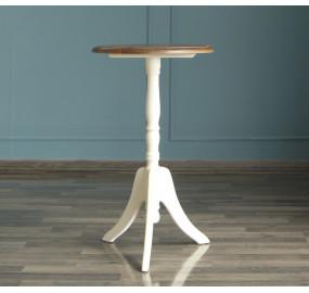 Круглый кофейный стол Leontina