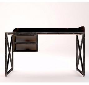 Рабочий стол «Industrial» черного цвета