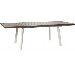Стол пластиковый HARMONY EXTENDABLE TABLE