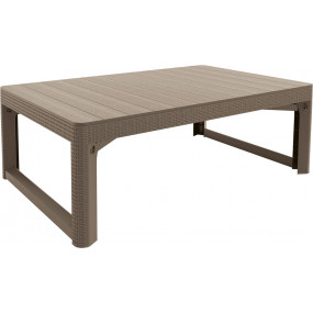 Стол пластиковый LYON TABLE RATTAN