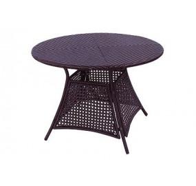 Стол обеденный круглый GARDA-1015