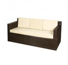 Плетеный диван GARDA-1007