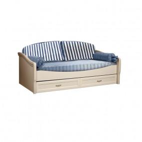 АМКР-5 Амели Кровать 1-но спальная боковая