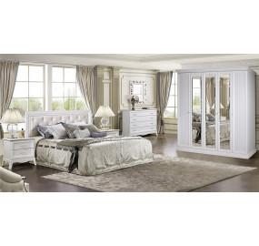 Амели Модульная спальня композиция 1
