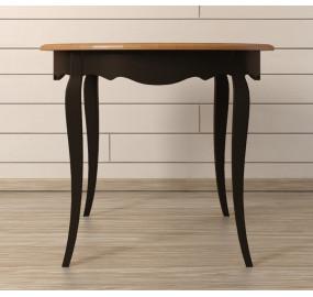 Круглый стол обеденный Leontina Black