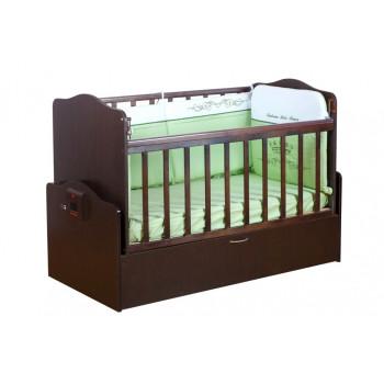 Детская автоматическая кровать Укачай-ка 02