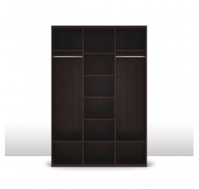 Парма Шкаф 3-х дверный (корпус)
