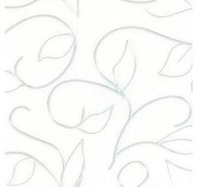 Стеновая панель для кухни КЕДР (2-я категория) - Цвет: Лоза серебряная 4061/S