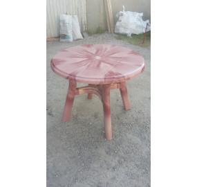 Стол круглый Лессир (уценка)