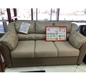 Фламенко 2 150 диван-кровать, ткань 40502 (выставочный образец)