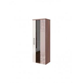 33.04 Мокко Шкаф-витрина малый универсальный (выставочный экземпляр)