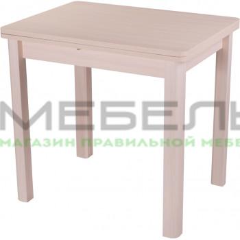 Стол кухонный Дрезден М-2 МД 04 МД молочный дуб