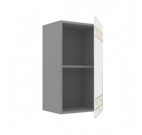 ЛД 007.061 Анастасия тип 3 Шкаф 400 с распашной дверью (выставочный образец)