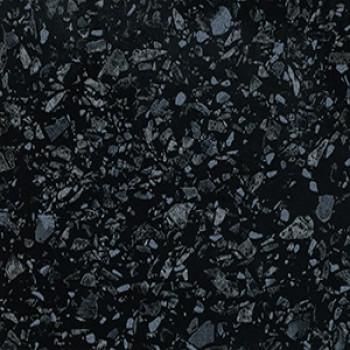Столешница Троя Стандарт 8-я группа - цвет: 4060/Е Черное Серебро