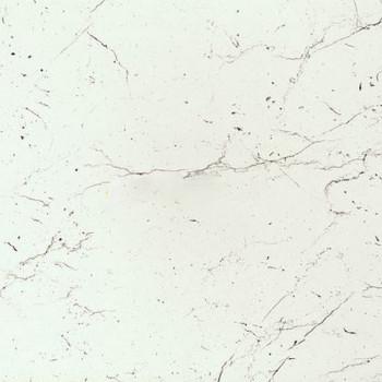 Стеновая панель Троя Стандарт 1-я группа - цвет: 3028/S Мрамор Марквина белый (длина 4.1м)