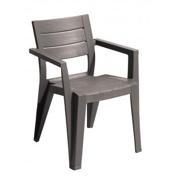 Стул пластиковый Julie dining chair