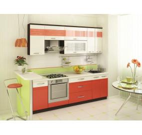Оранж 9 Кухонный гарнитур 19 (ширина 240 см)