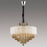 Люстра подвесная хрустальная Crystal Lamp P8191B-5L