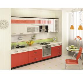 Кухня Оранж 9 (вариант 3)