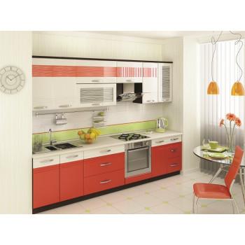 Оранж 9 Кухонный гарнитур 20 (ширина 300 см)