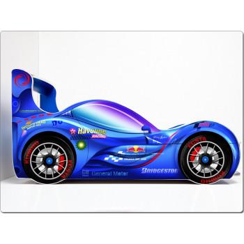 Кровать машина СпортКар (синий)