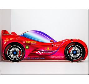 Кровать машина СпортКар 2 (красный)
