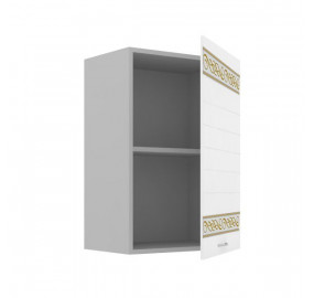 ЛД 708.808 Шкаф 500 с распашной дверью Анастасия тип 3