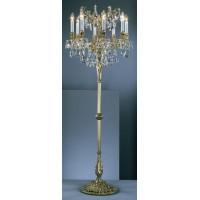 Хруcтальный торшер Preciosa Royal Heritage Premium FR 5345/00/008 (76 5345 008 85 00 00 70)