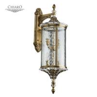 Уличный настенный светильник Chiaro Мидос 3 802021004