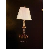 Хрустальная настольная лампа ArtGlass DELLA