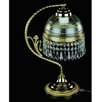 Хрустальная настольная лампа ArtGlass SCARLETT
