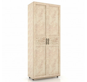 Шкаф двухстворчатый Александрия  ЛД 125.020.125.002(х2)