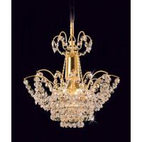 Светильник подвесной хрустальный Preciosa Brilliant Standard CA 3144/00/001 (45 3433 001 07 00 00 40)