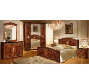 Карина-3 Модульная спальня