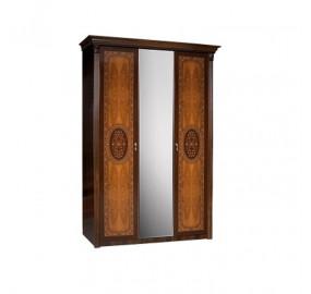 Карина-2 Шкаф 3-х ств. для платья и белья