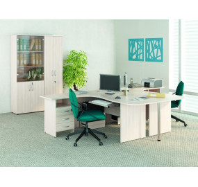 Мебель для персонала Альфа 63 (вариант 3)