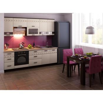 Аврора 10 Кухонный гарнитур 19 (ширина 240 см)
