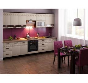 Аврора 10 Кухонный гарнитур 21 (ширина 300 см)