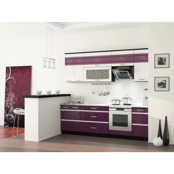 Палермо 8 Кухонный гарнитур 19 (ширина 240 см)