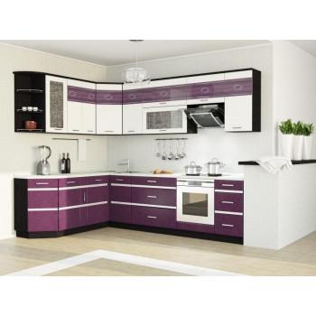 Кухонный гарнитур угловой Палермо 18 (ширина 190x280 см)