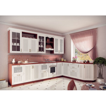 Кантри Модульная кухня